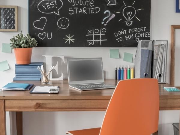 نصائح ديكور لتصميم ركن الدراسة