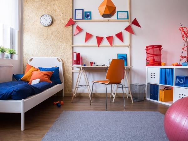 ديكورات غرف نوم اطفال تناسب الجنسين