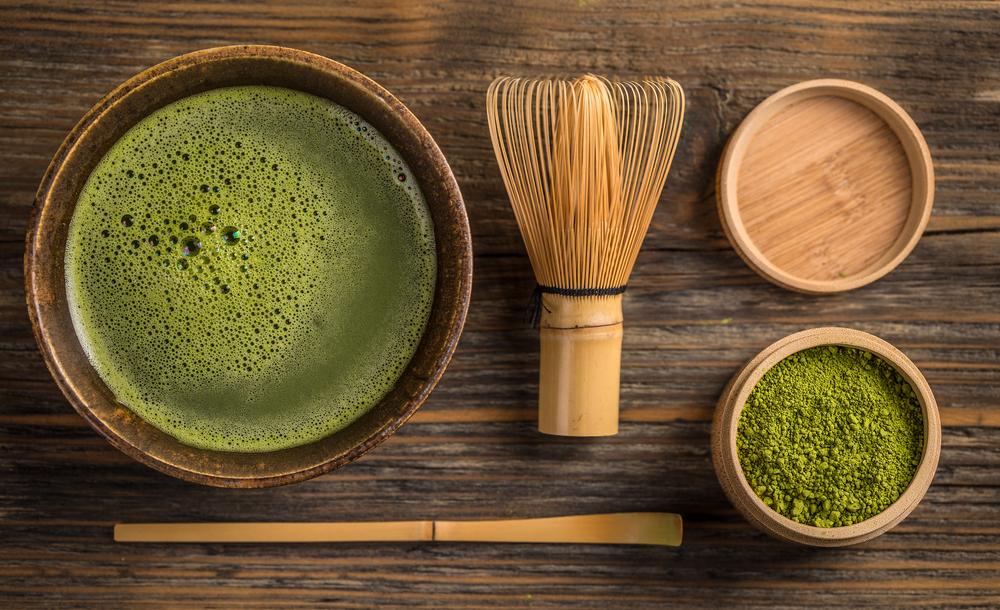شاي الماتشا في الرجيم اليومي لخسارة الوزن