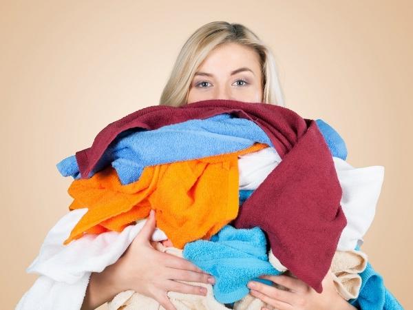 نصائح في التدبير المنزلي لغسيل الملابس