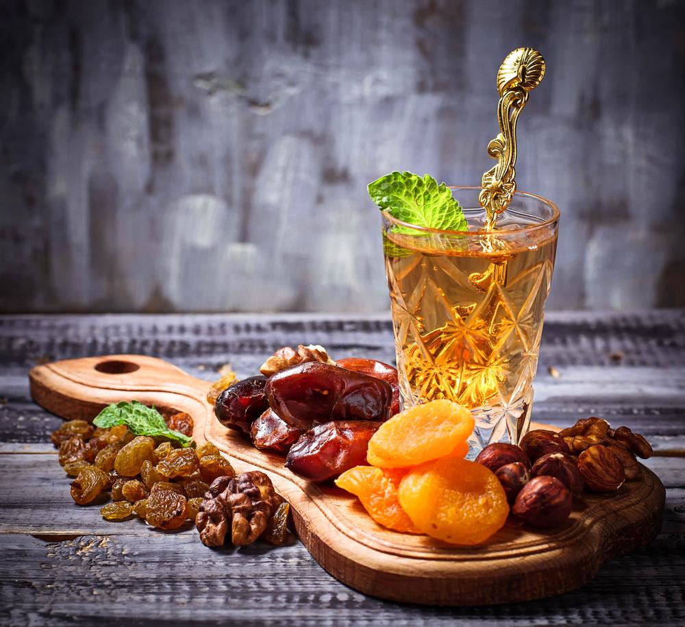 رجيم صحي في رمضان