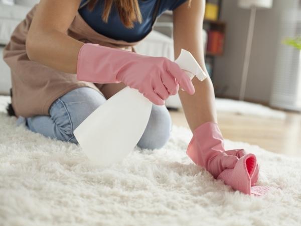 التدبير المنزلي: 10 نصائح تنظيف للسجاد