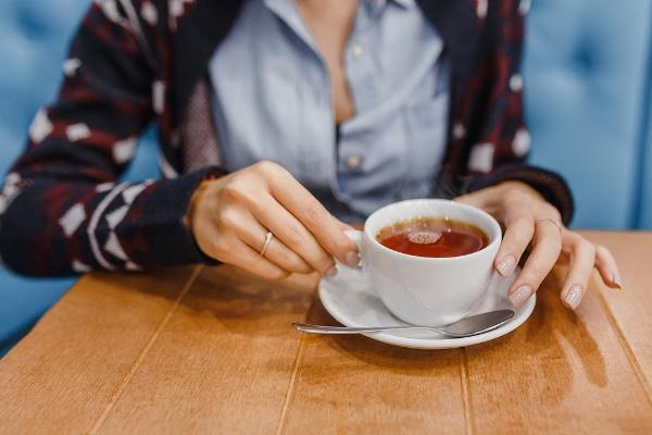 اتيكيت شرب الشاي