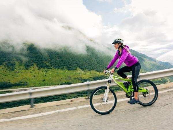 الرشاقة بين المشي والجري وركوب الدراجة