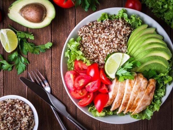 رجيم الوجبات: كل ما يجب معرفته عن العشاء المتوازن