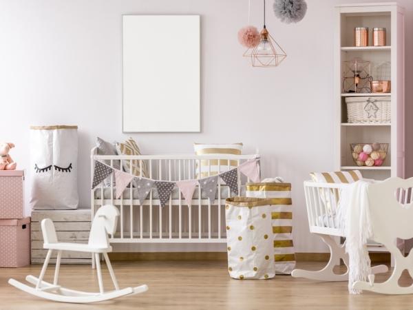 صور... غرف نوم اطفال حديثي الولادة