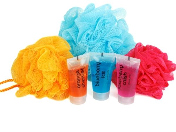 إرشادات في التدبير المنزلي للعناية بإسفنجة الاستحمام