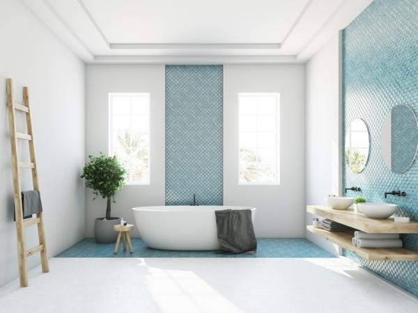 أفكار ديكور لتزيين الحمام