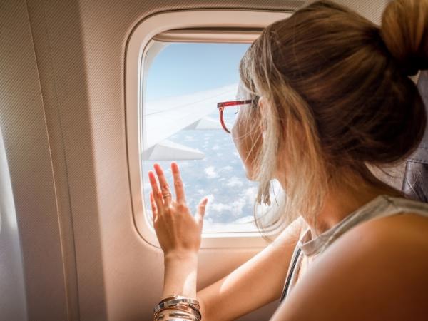 نصائح خاصة بالمصاب بدوار الطائرة