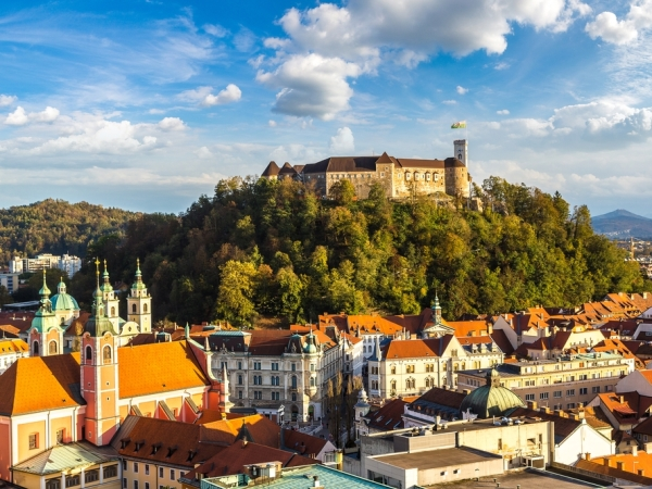 ليوبليانا وجهة سياحية أوروبية رخيصة التكلفة