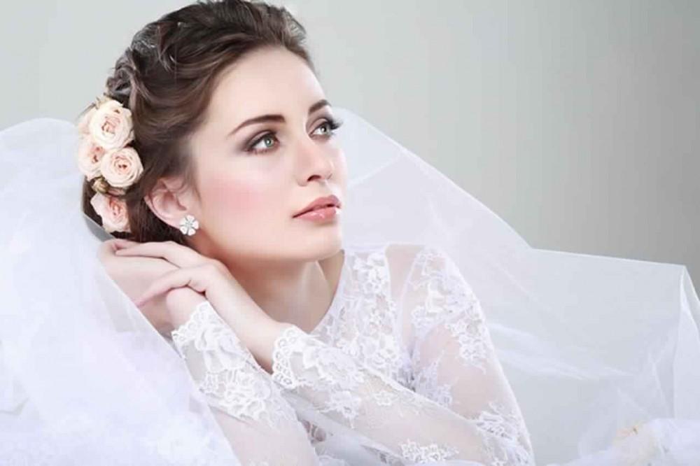 إطلالة العروس