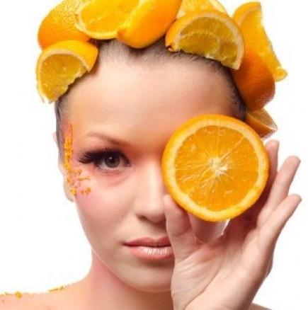 ماسك البرتقال