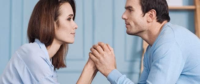 العلاقة مع الشريك