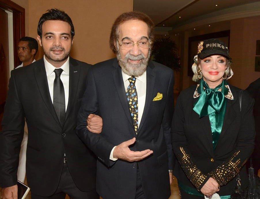 أشرف زكي ونجل الفنان محمود ياسين ينفيان خبر وفاته مجلة سيدتي