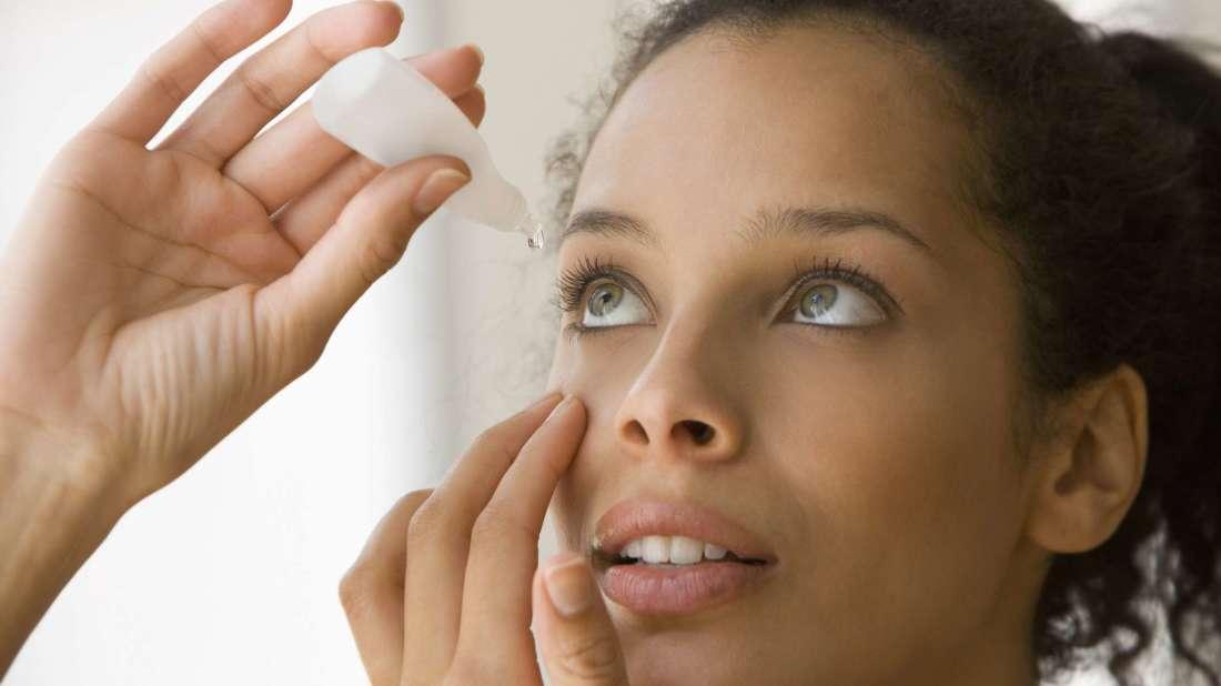 قطرة العيون تقلل الأعراض المزعجة للحساسية في العين