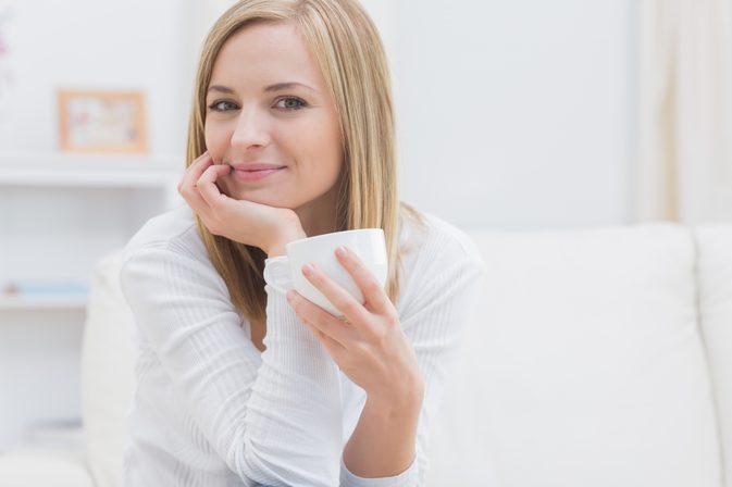 شرب الشاي الأخضر يقيك من التوتر والقلق