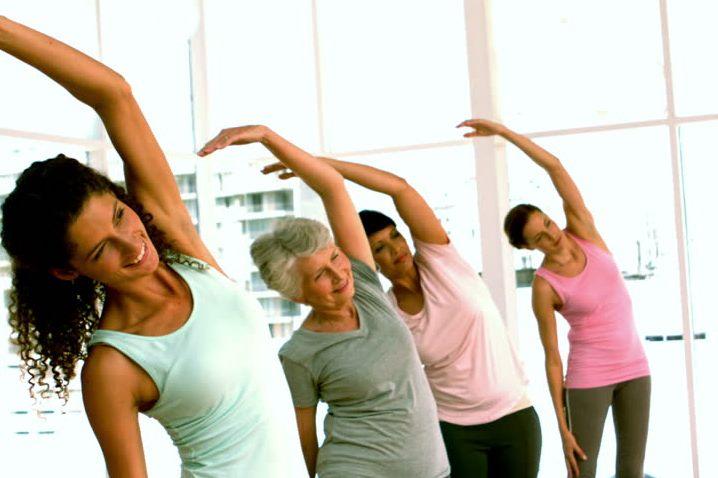 قومي بمزاولة التمارين الرياضية باستمرار