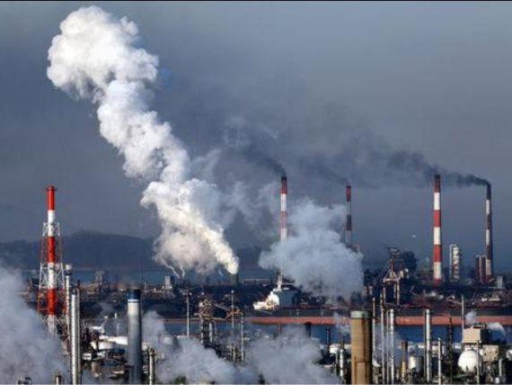 التلوث الصادر عن المعامل