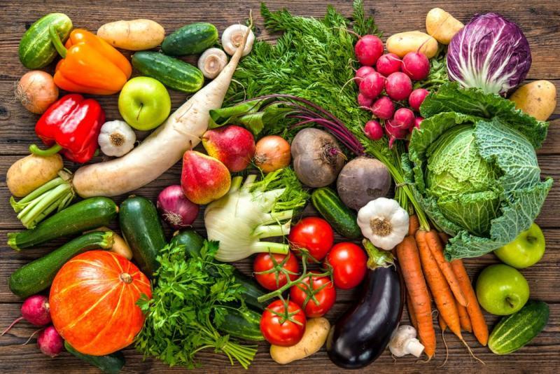 اشتري الفواكه والخضروات الطازجة لصحتك وصحة عائلتك