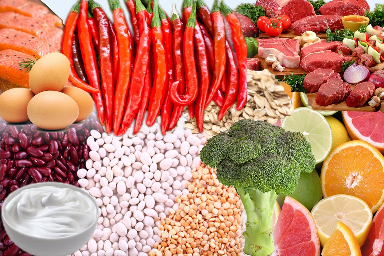 فكروا بتناول نظام غذائي متوازن لتجنّب العقم
