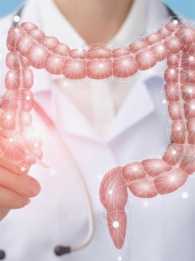 بكتيريا داخل القولون قادرة على تغيير فصيلة الدم