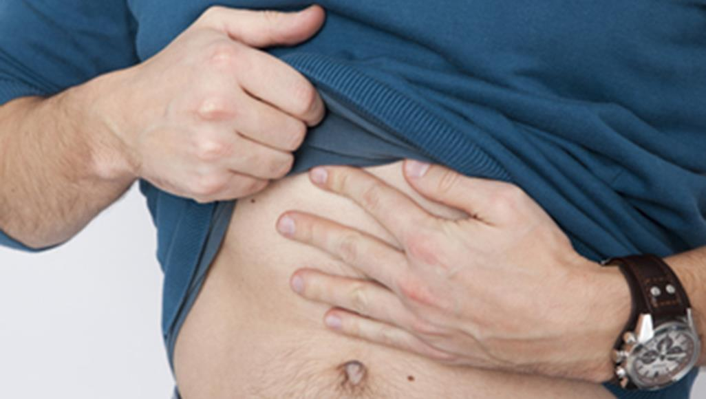 ضعف عضلات البطن و المعدة يسبب مشاكل هضمية