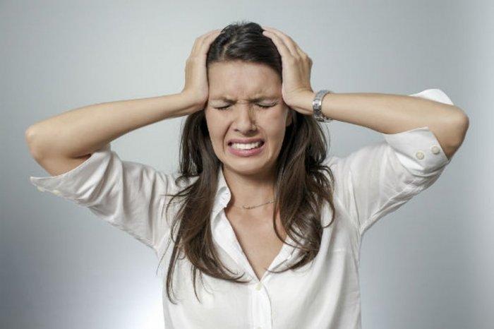 الضغط العصبي من اسباب الإصابة بالصداع