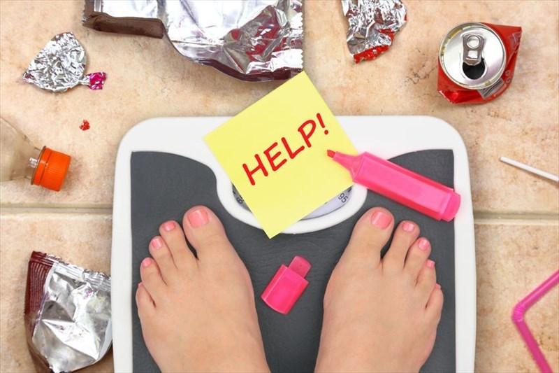 فقدان أو زيادة الوزن دون مبرر من علامات الاكتئاب