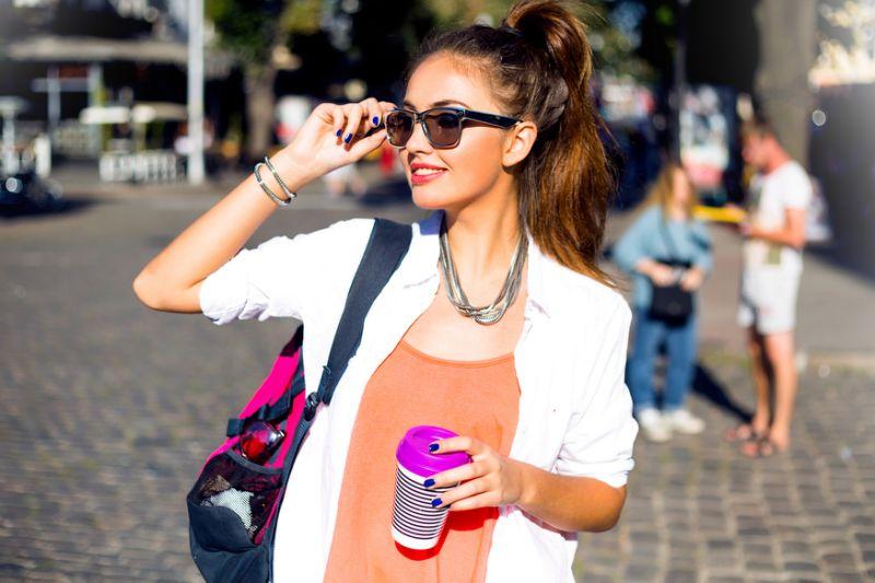 النظارات الشمسية إلزامية في فصل الصيف
