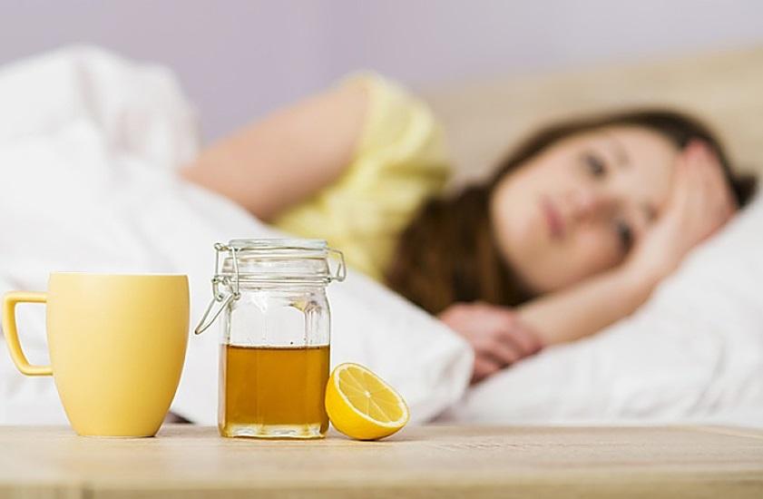 الإعياء الشديد من أعراض التهاب الحلق