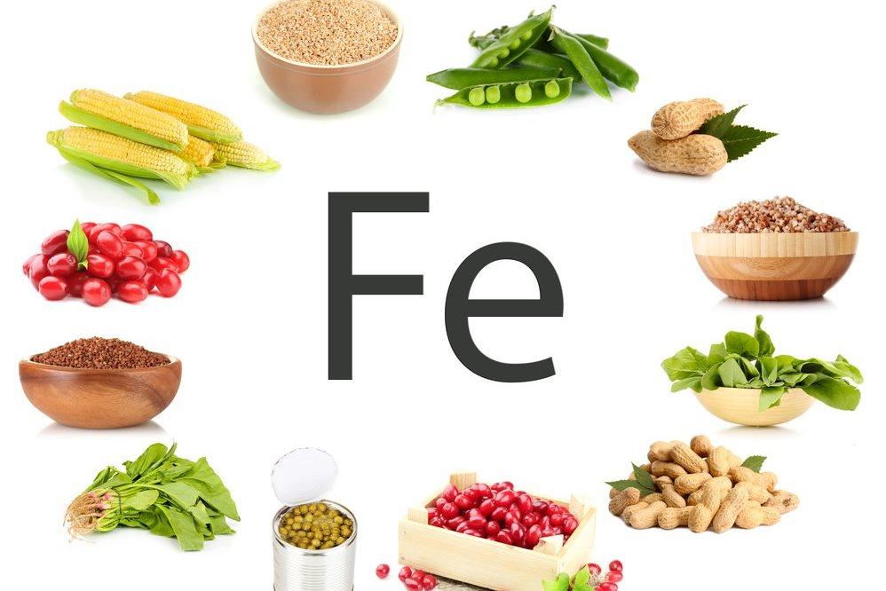 الحديد من العناصر الغذائية التي يفقدها الجسم بسرعة