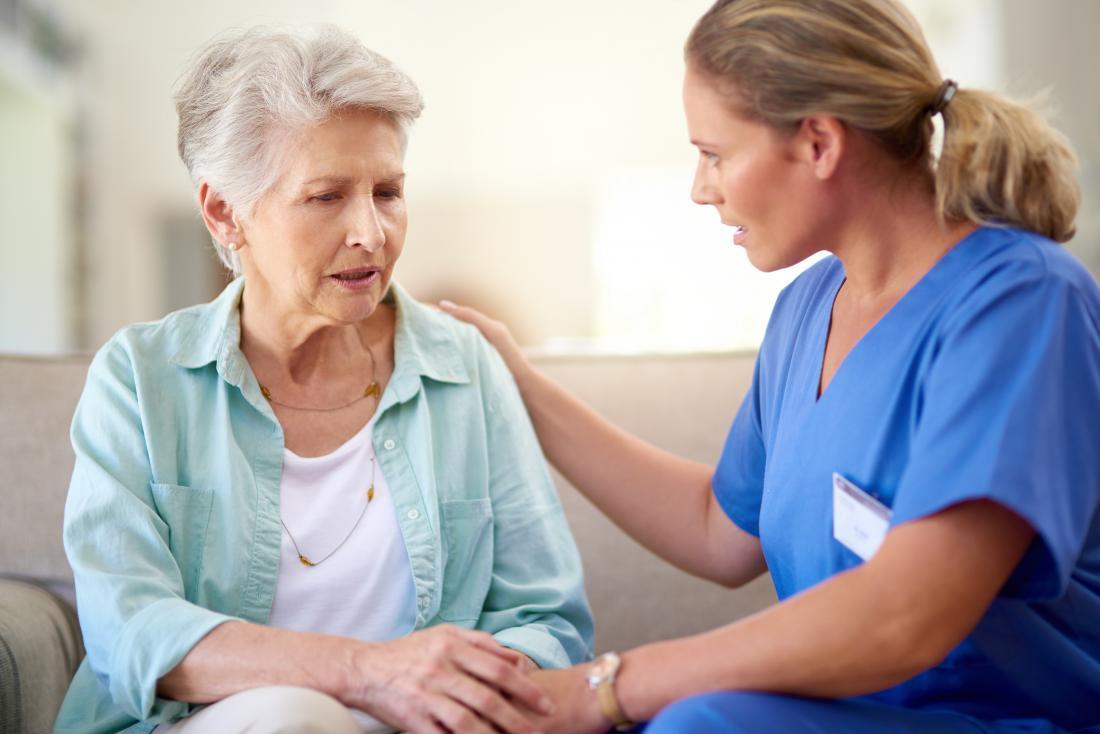 كبار السن أكثر عرضة لمضاعفات الإنفلونزا
