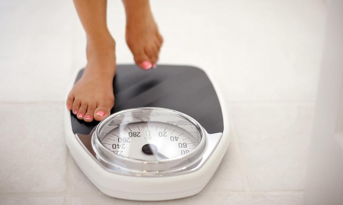 كافحي من أجل الوصول إلى وزن صحي