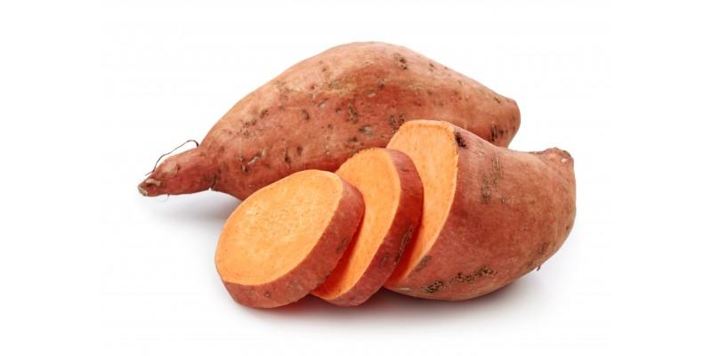 البطاطا الحلوة تساعد في خفض ضغط الدم المرتفع