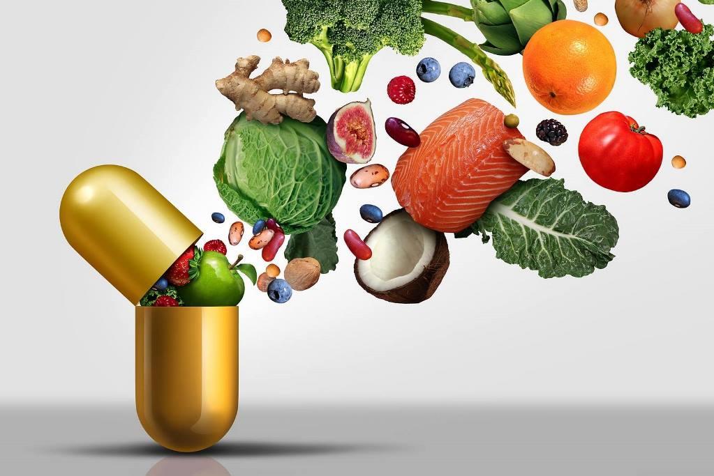 تناولي الأغذية الغنية بالفيتامينات