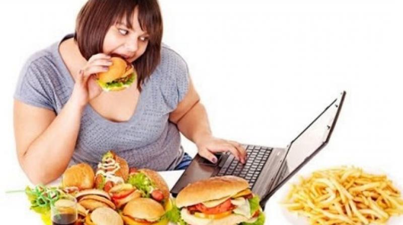 زيادة الوزن قد تؤدي إلى تكوّن حصى المرارة