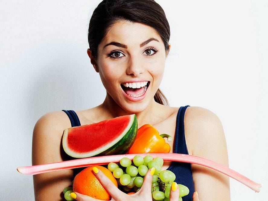 استغلي فترة الصيف لتناول المزيد من الفواكه والخضروات