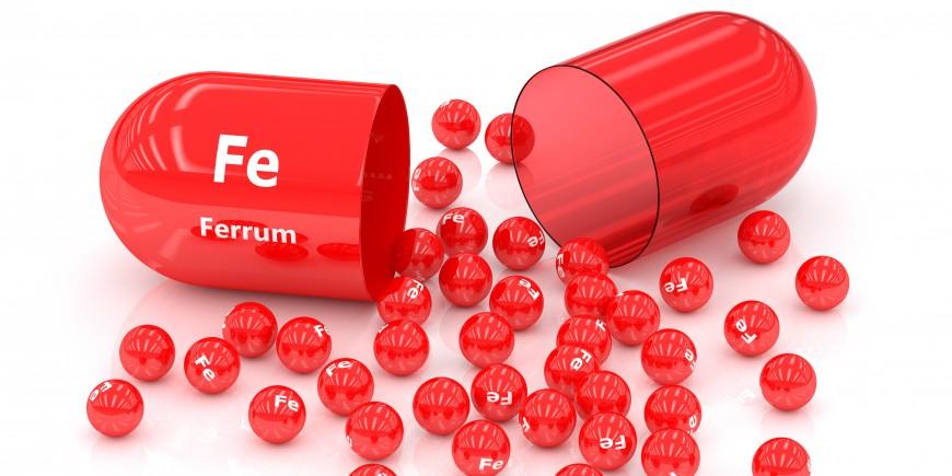 يؤدي نقص الحديد إلى فقر الدم