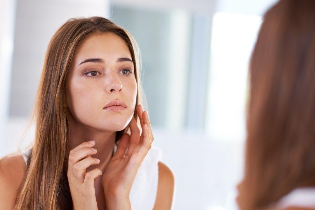 حب الشباب أحد أشكال حساسية الربيع الجلدية