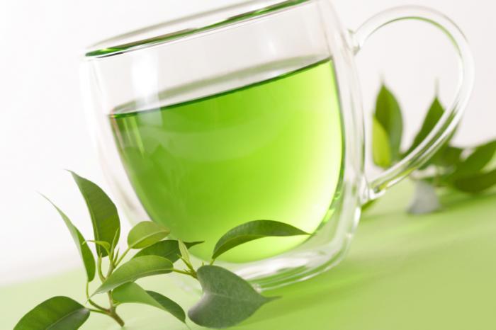 الشاي الأخضر غني جداً بمضادات الأكسدة