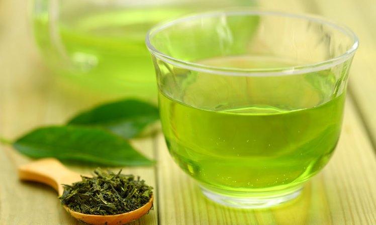 الشاي الأخضر يقي من داء السكري