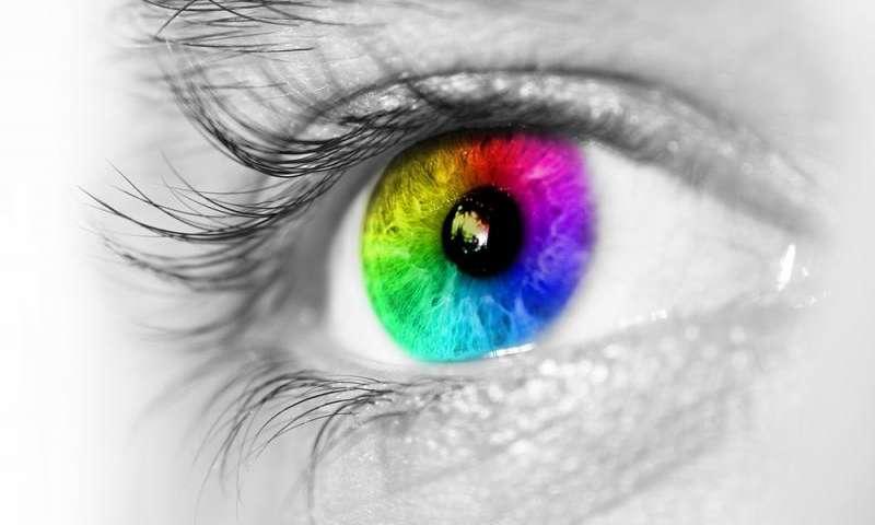 إختباران لتشخيص عمى الألوان لدى الطبيب المختص