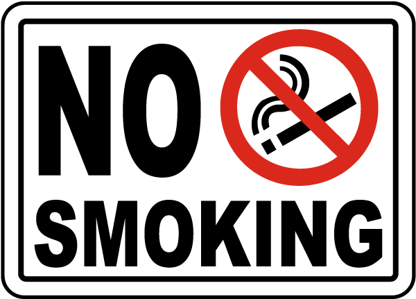 يجب التخلي عن التدخين نهائياً