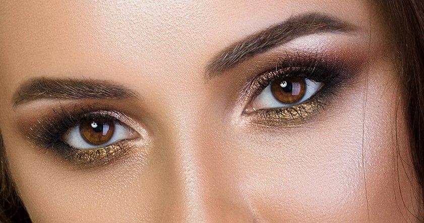 العيون البنية والسوداء أكثر عرضة لإعتام عدسة العين
