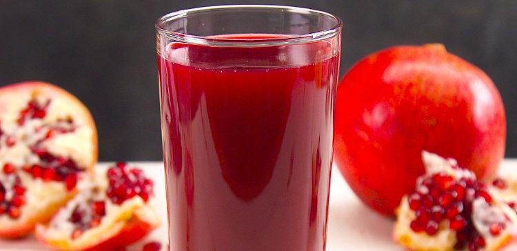 عصير الرمان يؤمن الحماية للقلب والأوعية