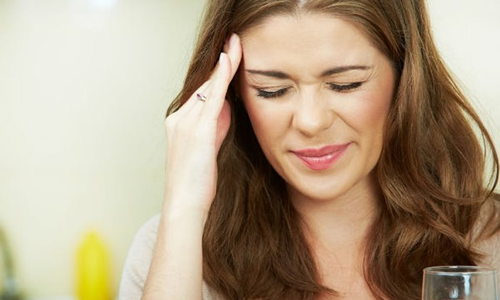 الصداع قد يشي بارتفاع ضغط الدم
