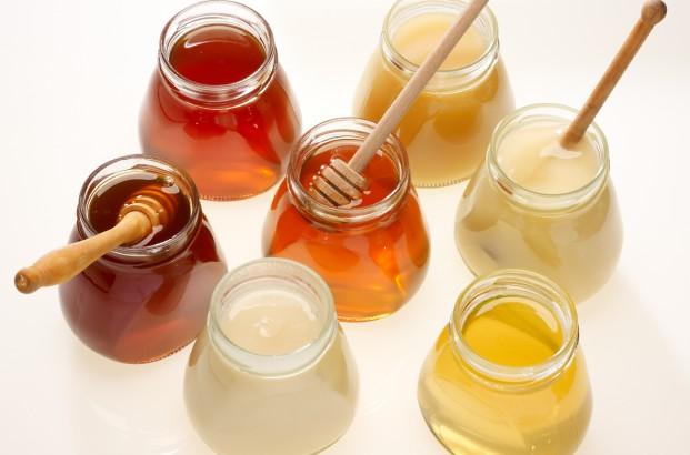 العسل رائع للجهاز الهضمي