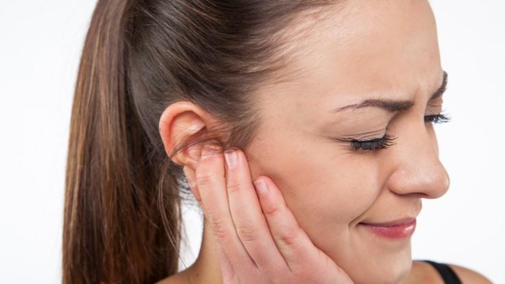الهدف الاساسي من علاج التهاب الاذن هو التخفيف من الالم