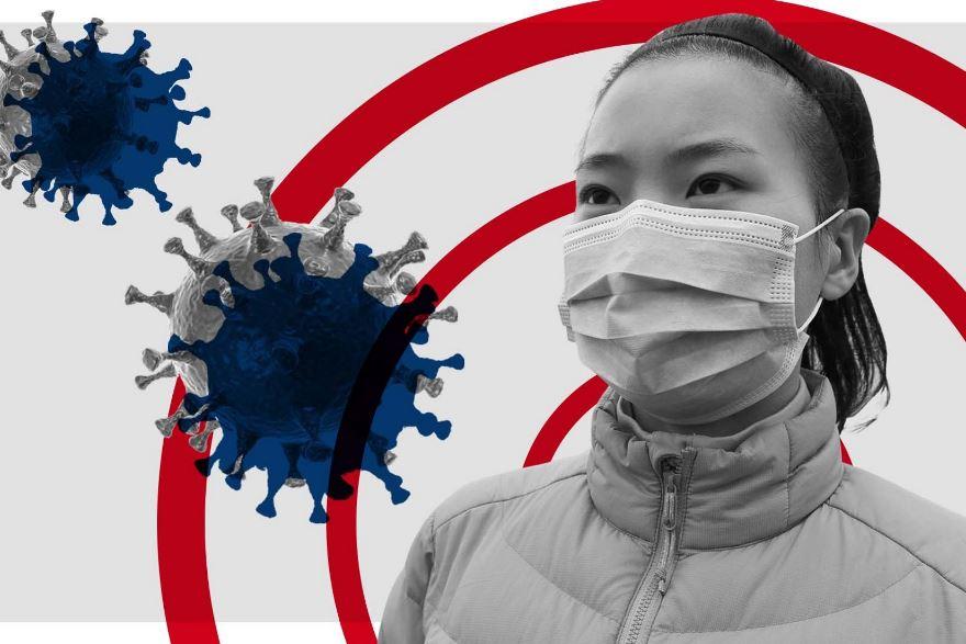 وضع الكمامات لا يقي كلياً من التقاط فيروس كورونا