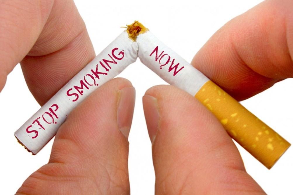 حان الوقت للتوقف عن التدخين للحفاظ على الصحة